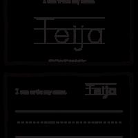 Teija – Name Printables for Handwriting Practice