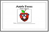 Apple Faces & Feelings Printable Book