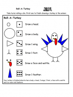 roll-a-turkey