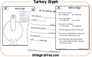 thanksgiving turkey printable pages and worksheets a to z teacher stuff printable pages and. Black Bedroom Furniture Sets. Home Design Ideas