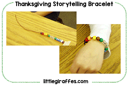 http://printables.atozteacherstuff.com/3385/first-thanksgiving-storytelling-bracelet-printable/
