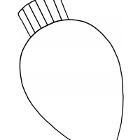 christmas bulb coloring pattern or coloring sheet