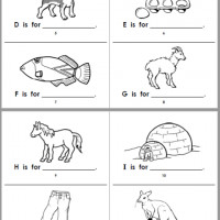 image relating to Alphabet Book Printable called Alphabet A toward Z Instructor Things Printable Internet pages and Worksheets